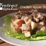 Chicken Apple salad